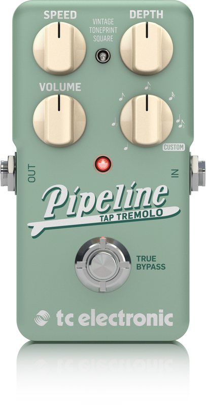 Image of   TC Electronic Pipeline Tremolo