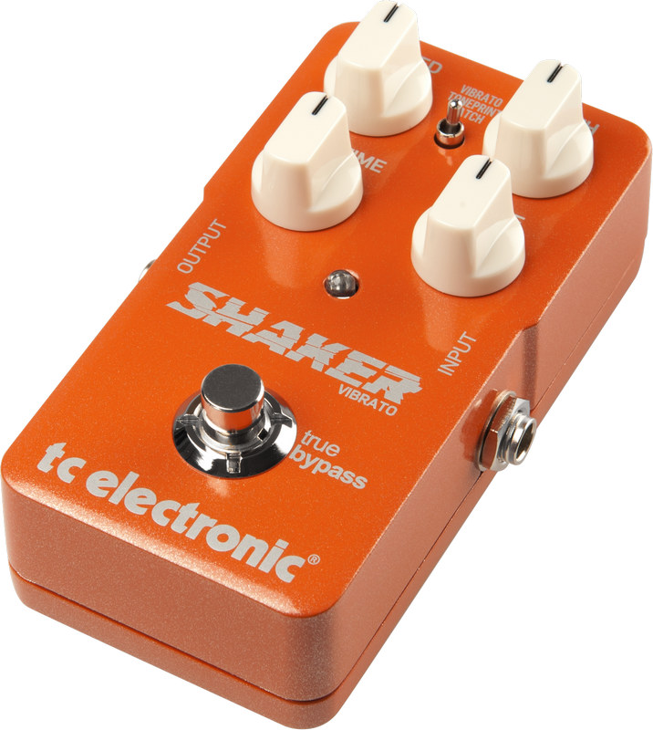 Image of   TC Electronic Shaker Vibrato