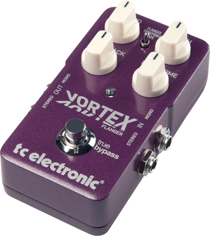 Image of   TC Electronic Vortex Flanger