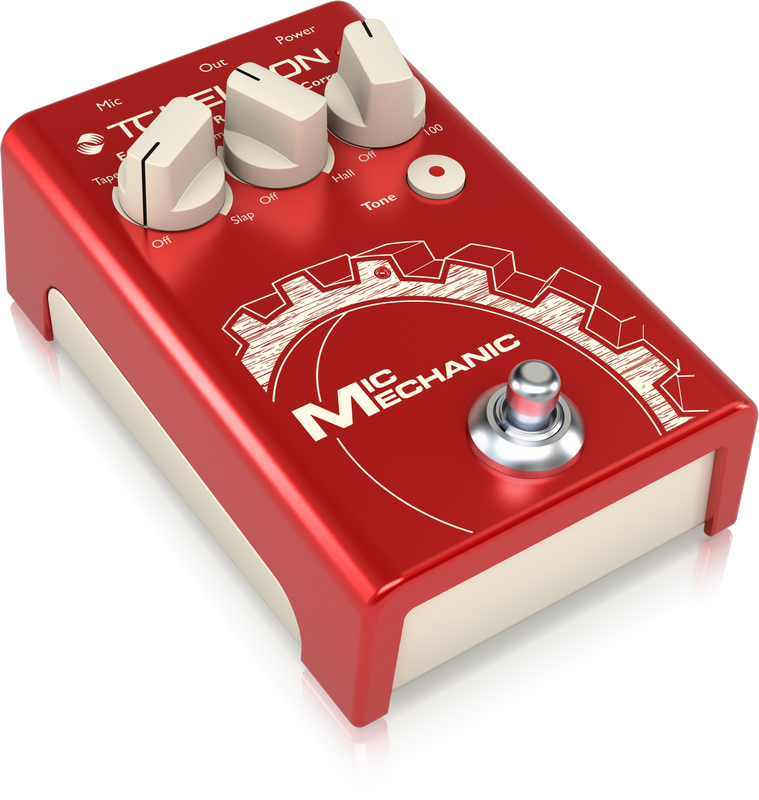 Image of   TC Helicon Mic Mechanic 2
