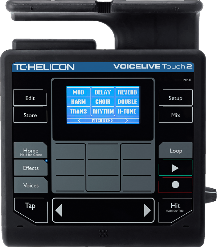 Image of   TC Helicon VoiceLive Touch 2