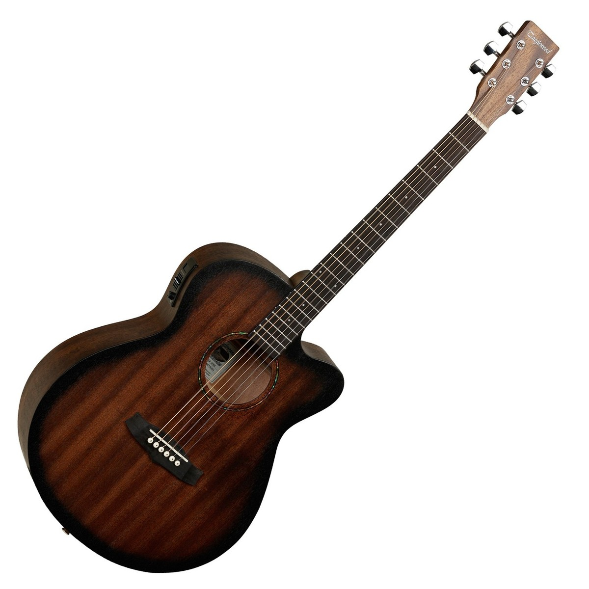 Tanglewood Crossroads TWCR SFCE, Western guitar (Whiskey)