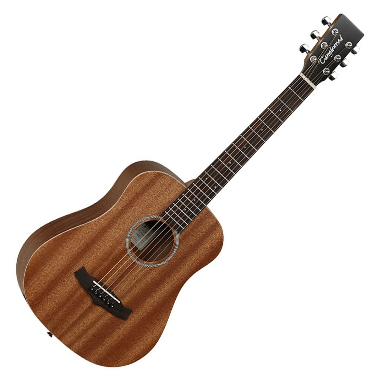 Tanglewood Winterleaf TW2 T Traveller, Junior guitar (Naturlig satin)