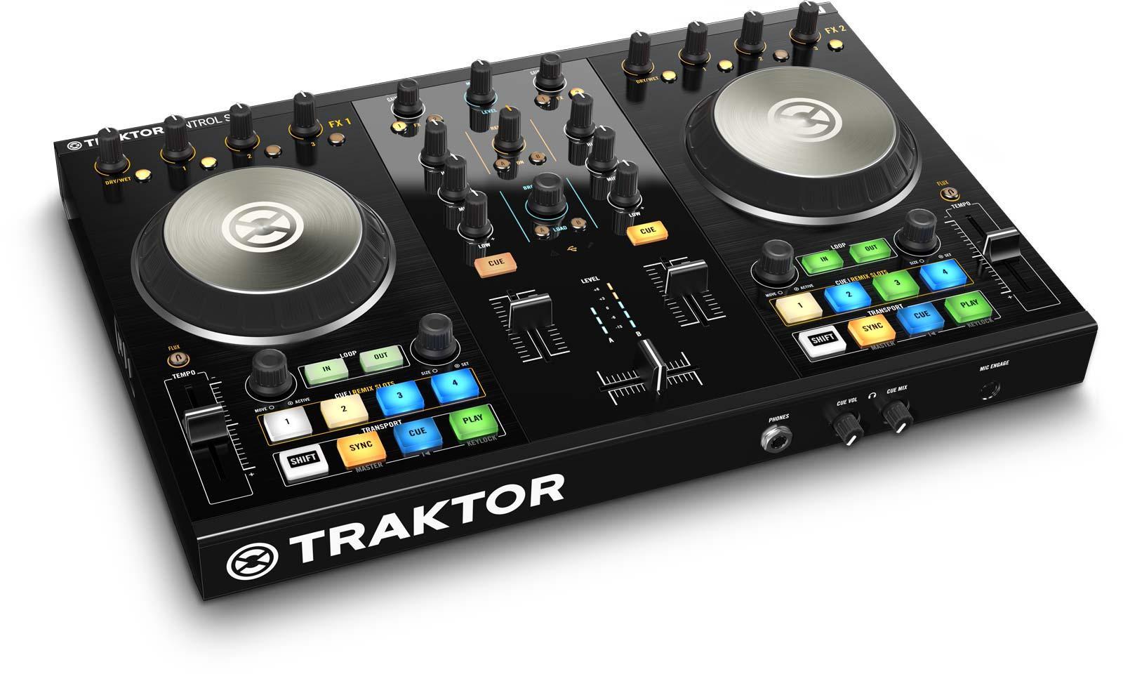 Image of   Native Instruments TRAKTOR KONTROL S2 MK2