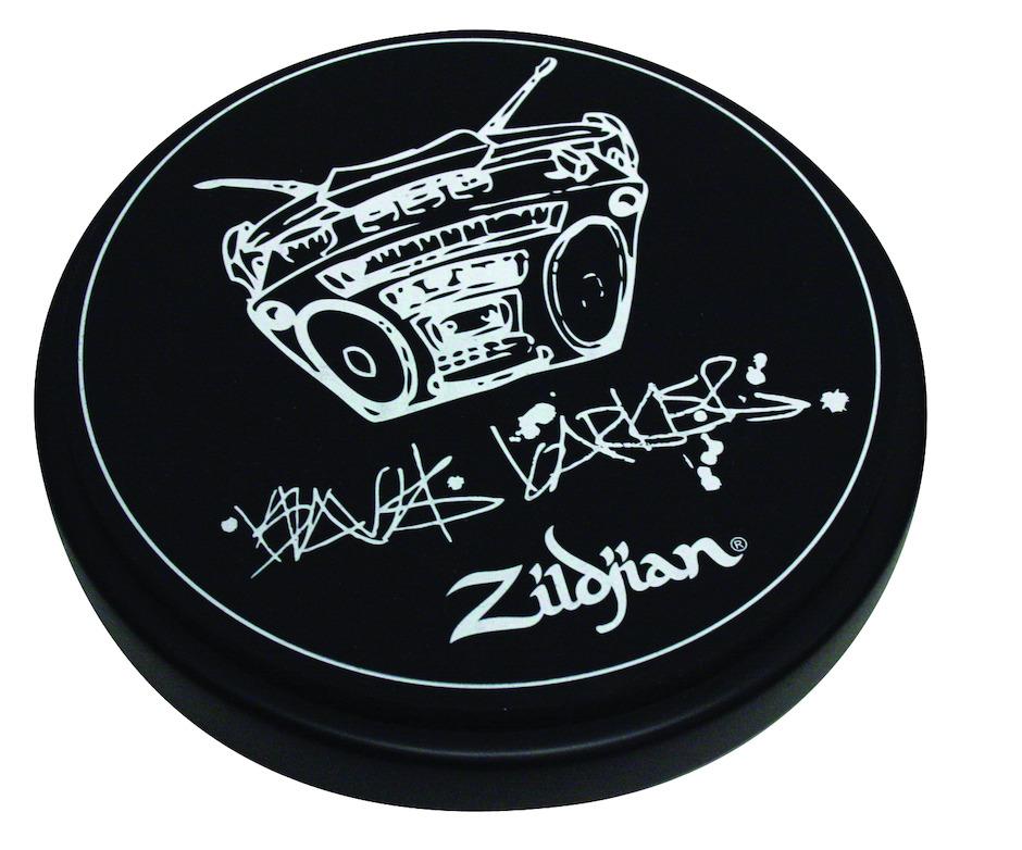 """Zildjian 6"""" Travis Barker Øveplade"""