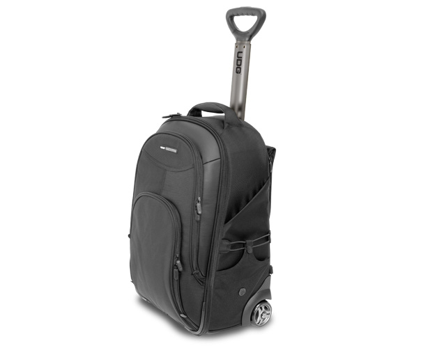 "UDG Creator Wheeled laptop Backpack Black 21"" version 2 U8007BL"