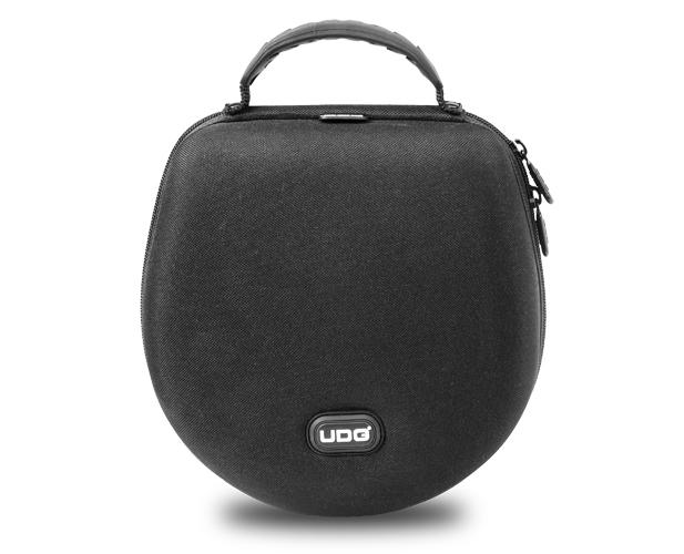 Image of   UDG Creator Headphone Case Large Black U8200BL