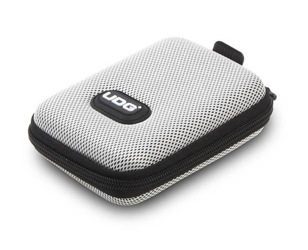 Image of   UDG Creator NI Audio 2 Hardcase Protector Silver U8415SL