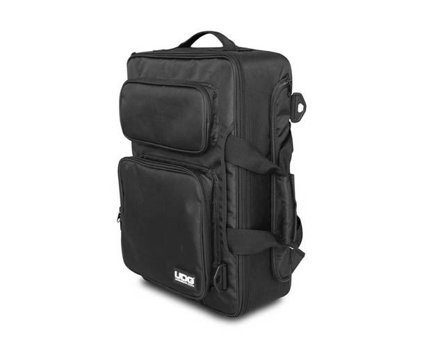 Image of   UDG Ultimate MidiController Backpack Small Black/Orange inside U9103BL/OR