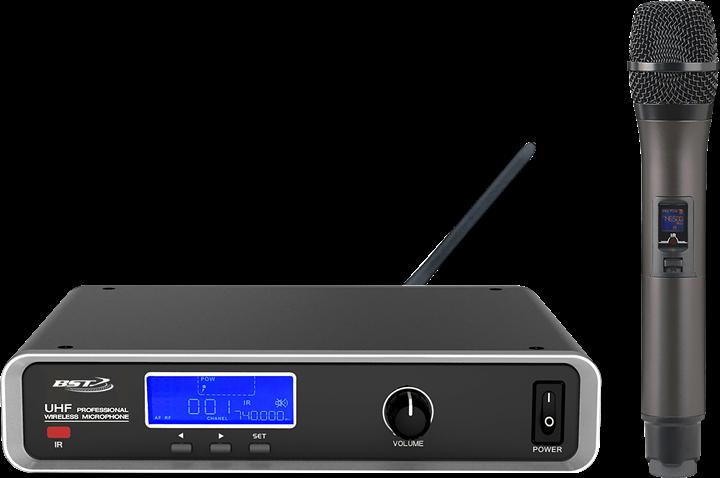 BST UHF Trådløs Mikrofon system