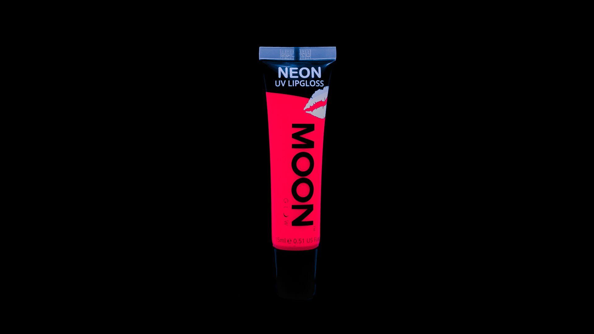 Image of   UV Lipgloss 15ml Rød
