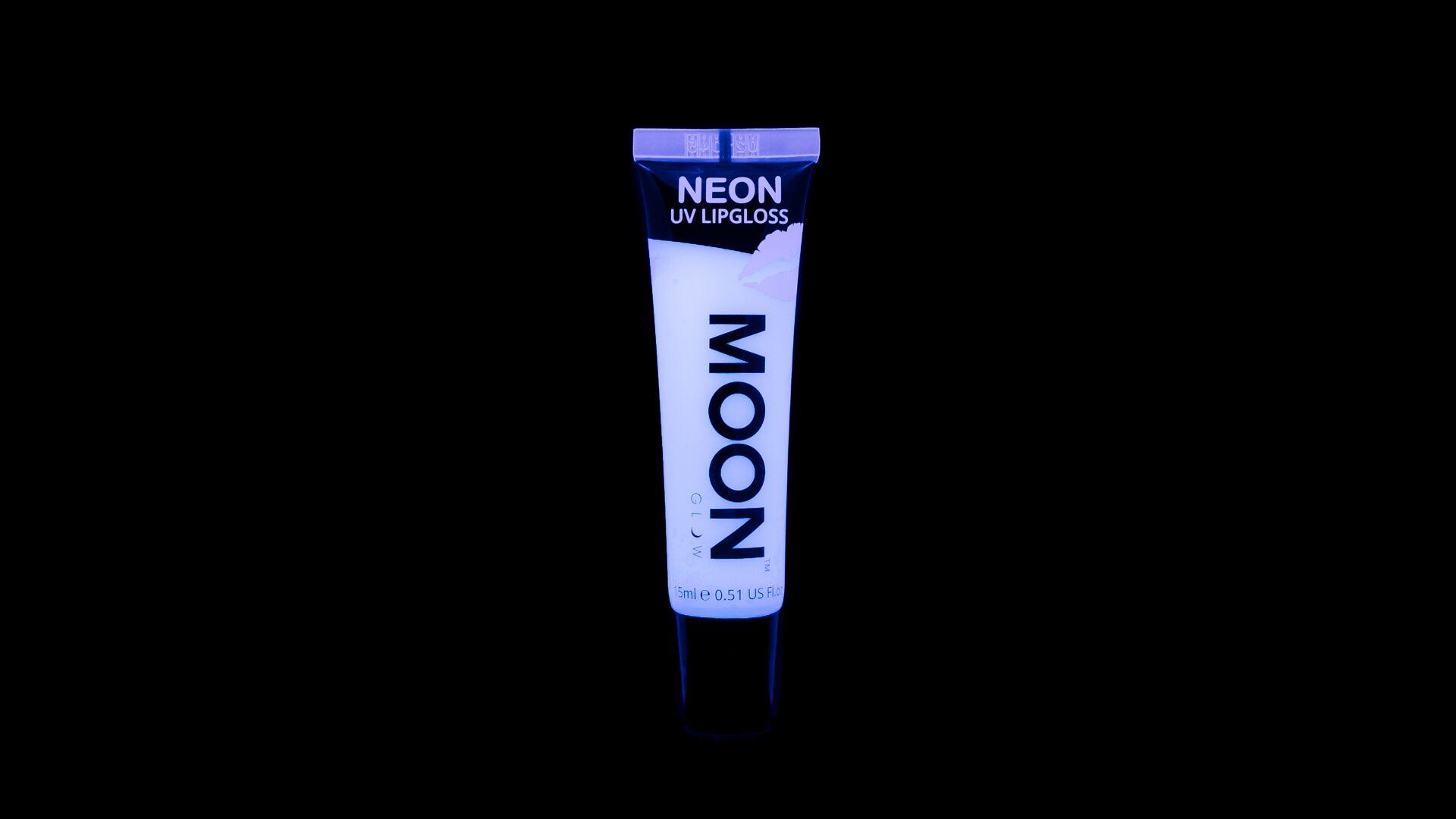 Image of   UV Lipgloss 15ml Hvid