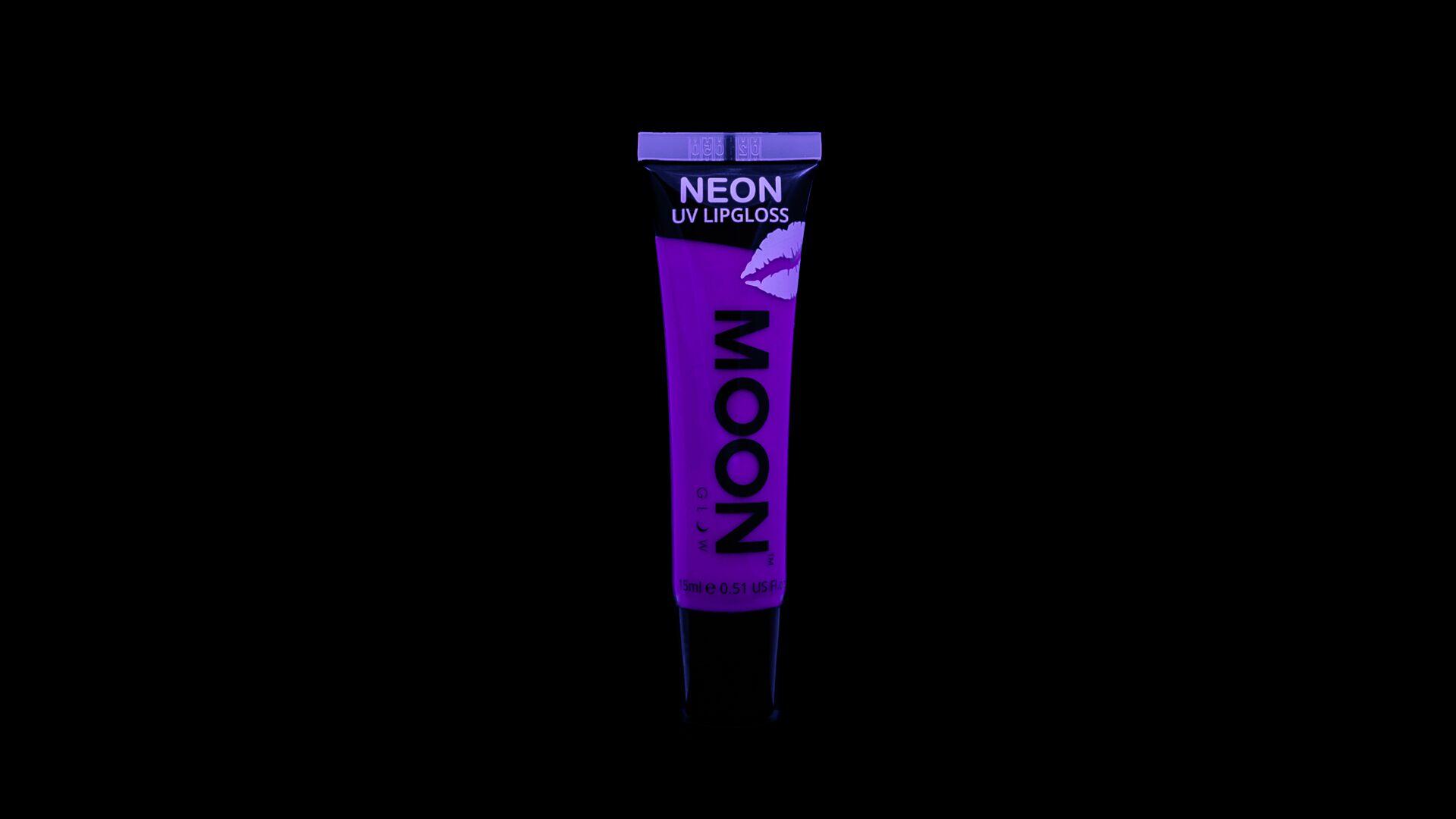 Image of   UV Lipgloss 15ml Lilla