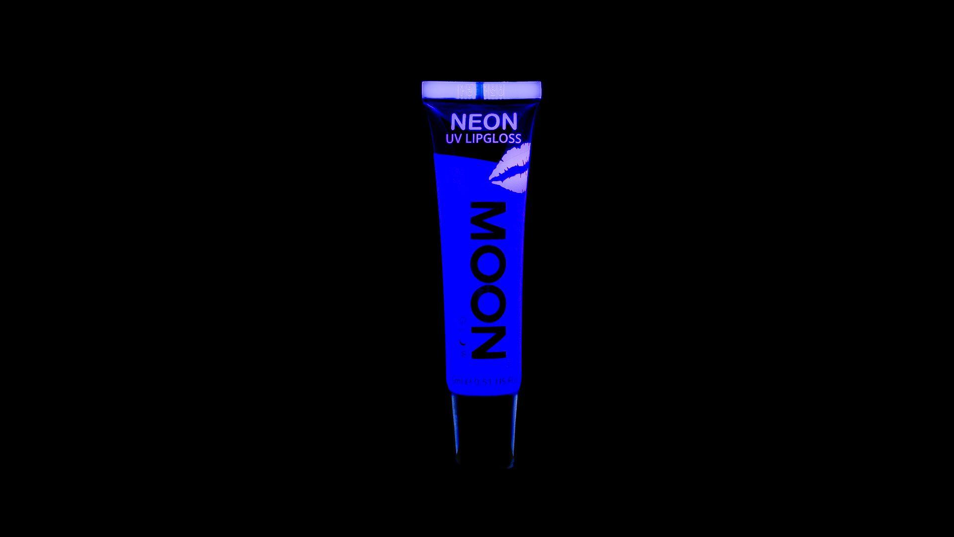 Image of   UV Lipgloss 15ml Blå