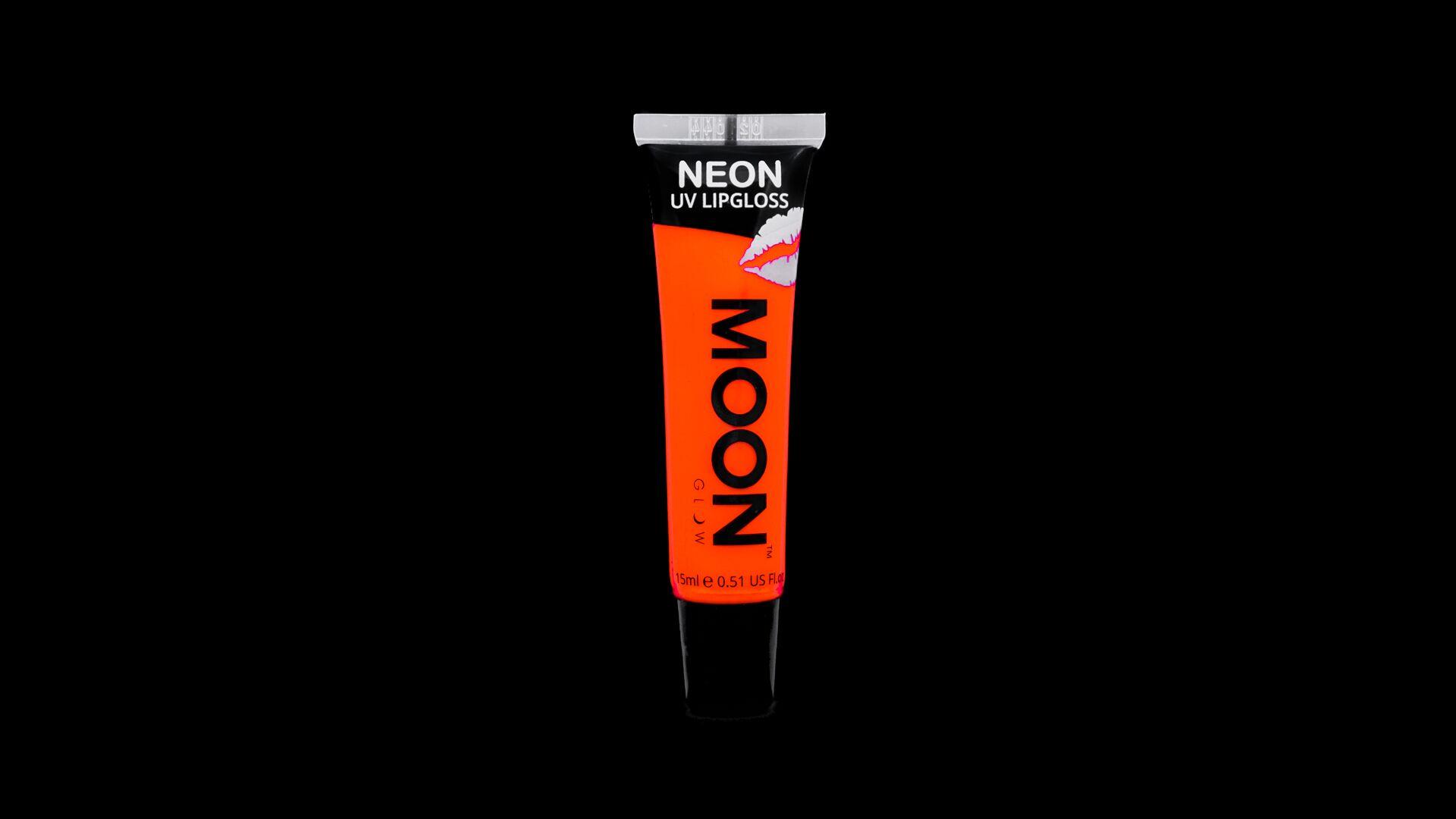 Image of   UV Lipgloss 15ml Orange