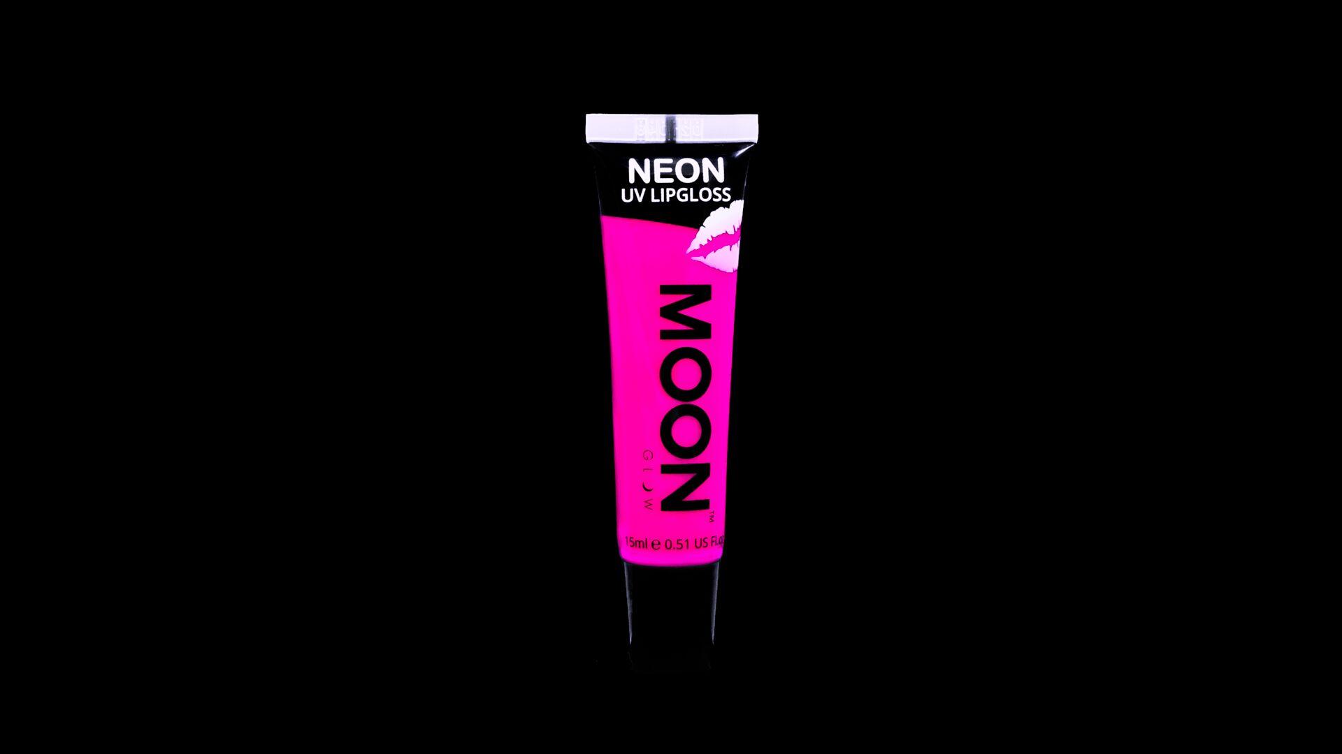 Image of   UV Lipgloss 15ml Pink