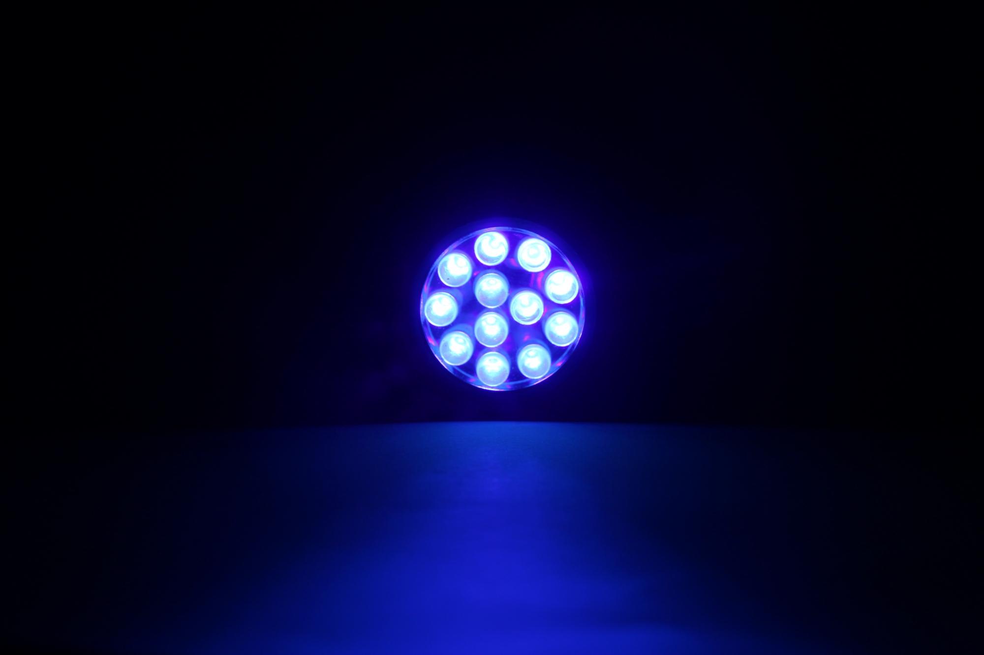 Fantastisk UV Lommelygte → Køb online HER GL64
