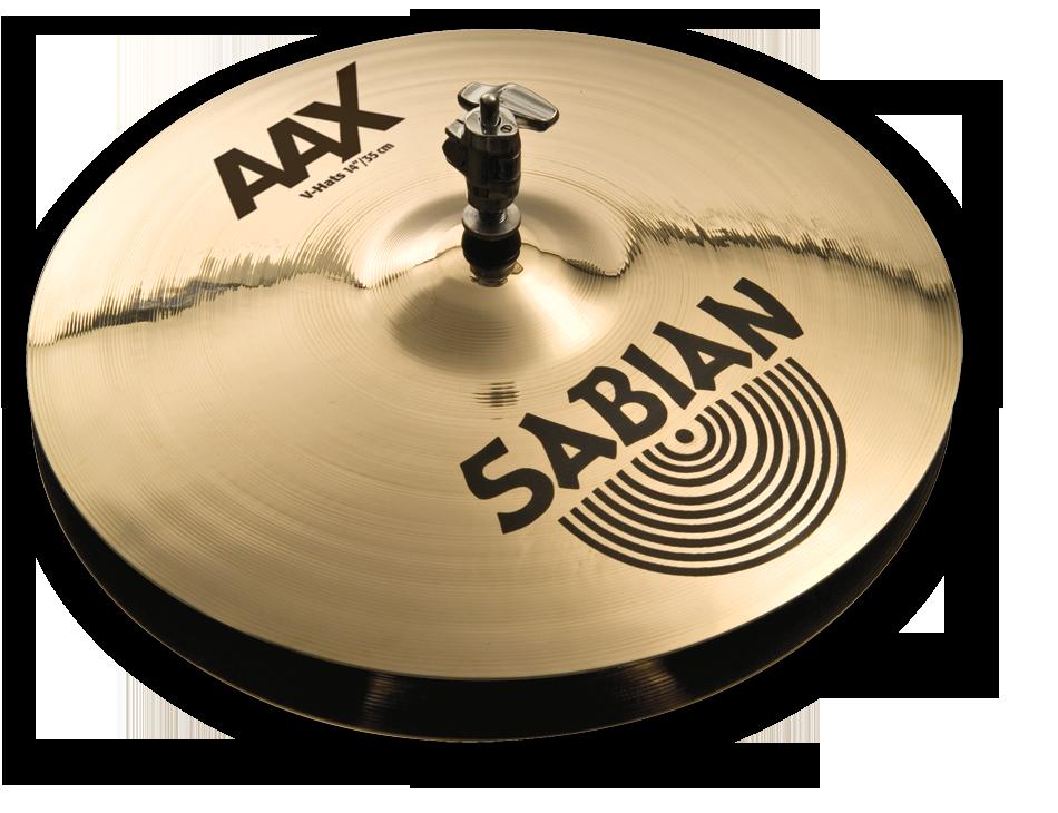 """Sabian 14"""" AAX V-Hi-hat"""