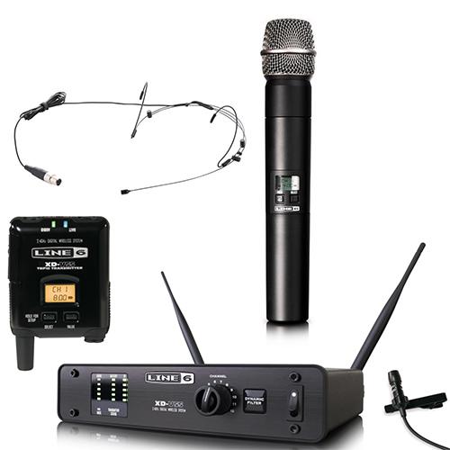 Line 6 XD V75 Håndholdt mikrofonsett