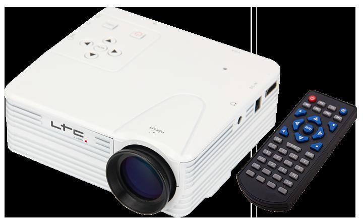 Image of   LTC mini LED projektor