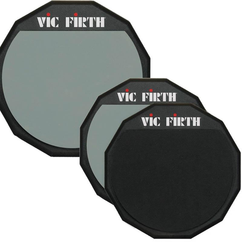 """Vic Firth 6"""" øveplade Enkeltsidet"""