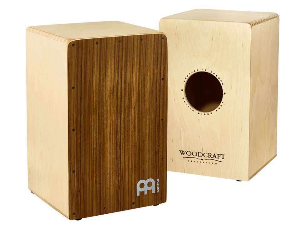 Image of   Meinl WCAJ300NT-OV Cajon Woodcraft