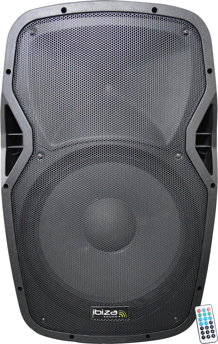 "Image of   Ibiza Sound Aktiv Højttaler WiFi/Bluetooth 12"""