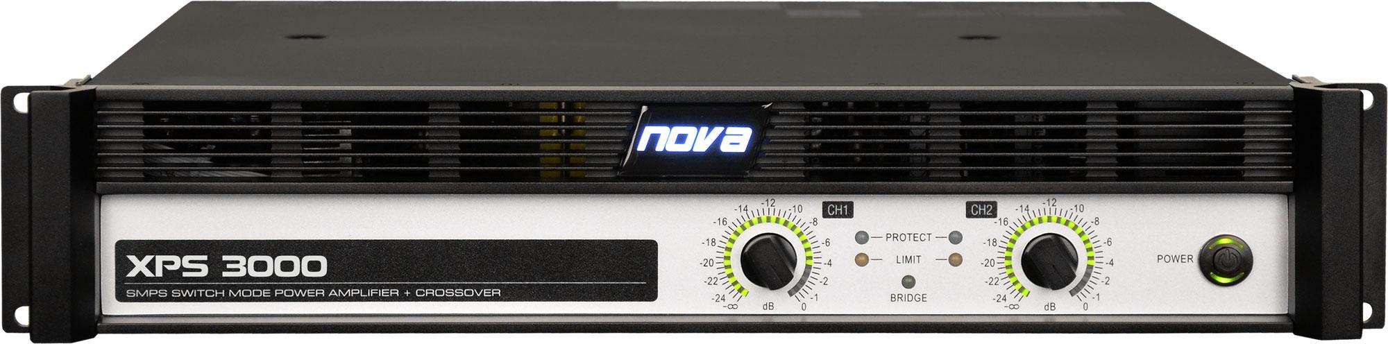 NOVA XPS 3000