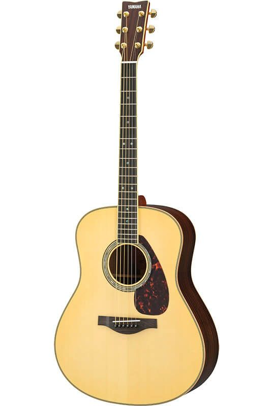 Yamaha LL16 western guitar - natural