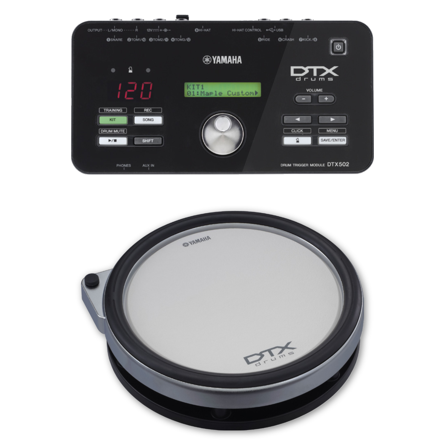 Image of   Yamaha DTX Upgrade Pakke