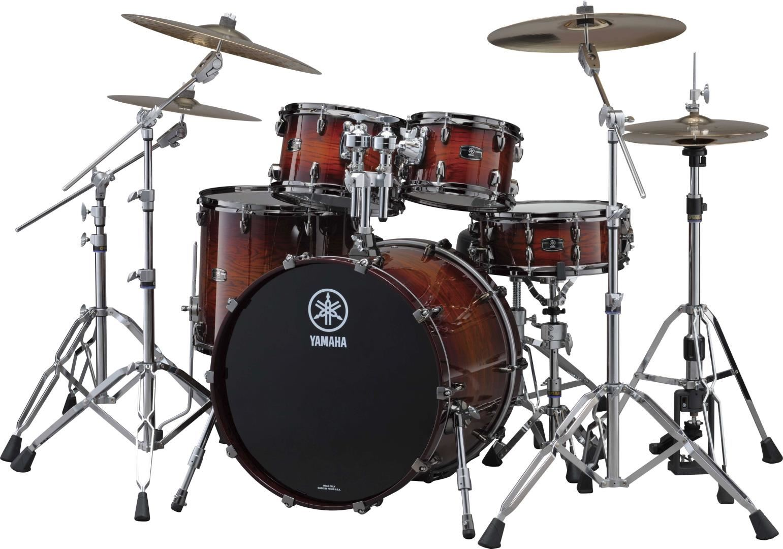 Yamaha Live Custom Standard Trommesæt