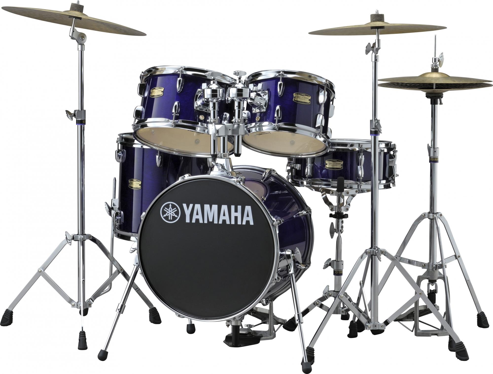 Yamaha Manu Katché Junior Trommesæt Violet