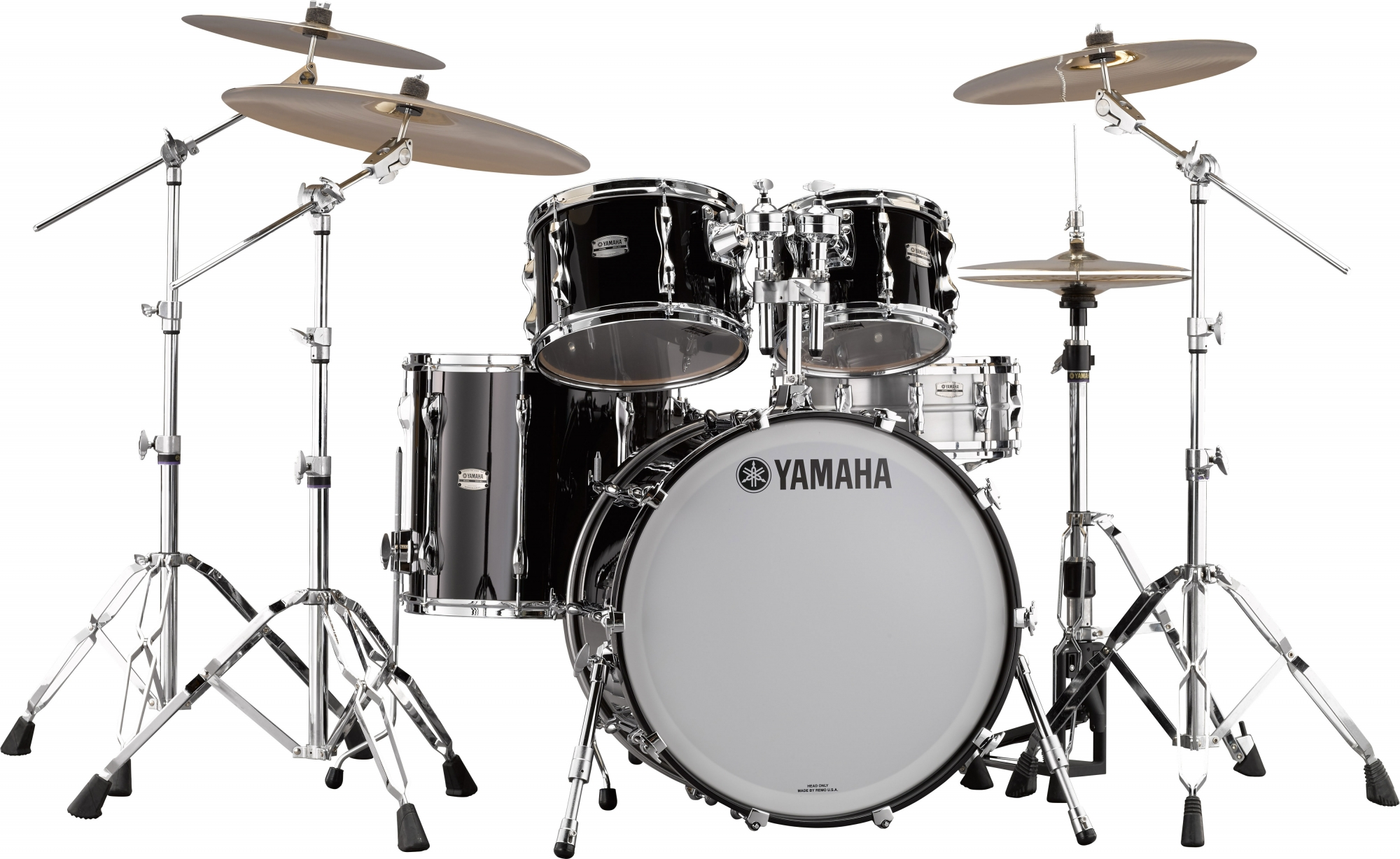 Image of   Yamaha New Recording Custom Trommesæt