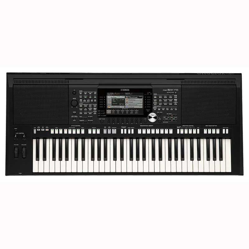 Yamaha PSR-S975 workstation keyboard