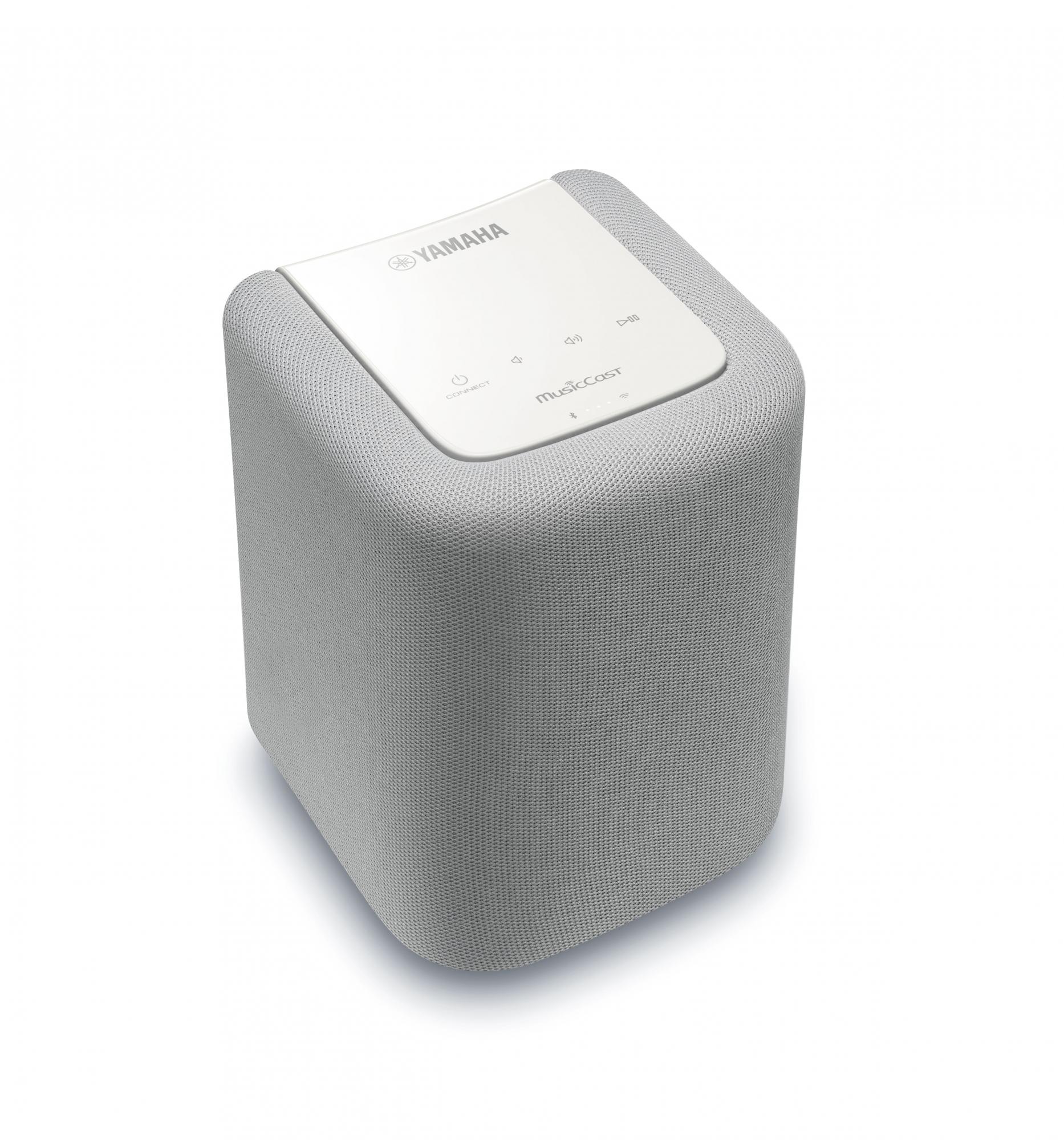 Yamaha WX-010 Trådløs højttaler - Hvid