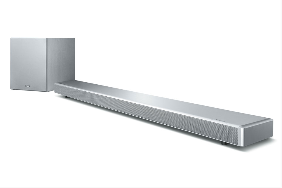 Yamaha YSP-2700 Soundsystem Sølv