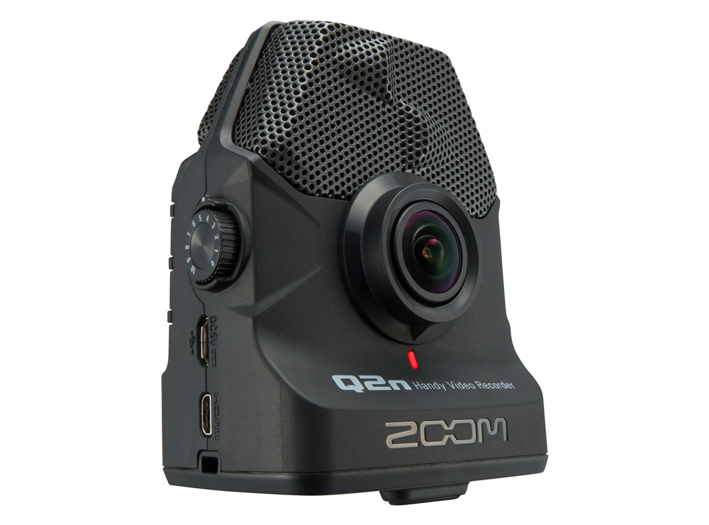 Image of   Zoom Q2n Video Recorder