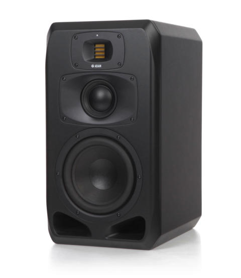 "ADAM S3V - Near-/Midfield monitor, 3-way system, 9"" woofer"