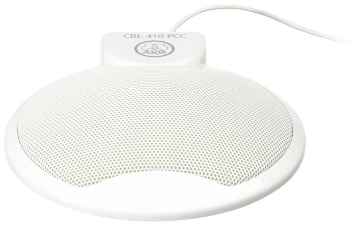 AKG CBL410 Bordmikrofon Hvid