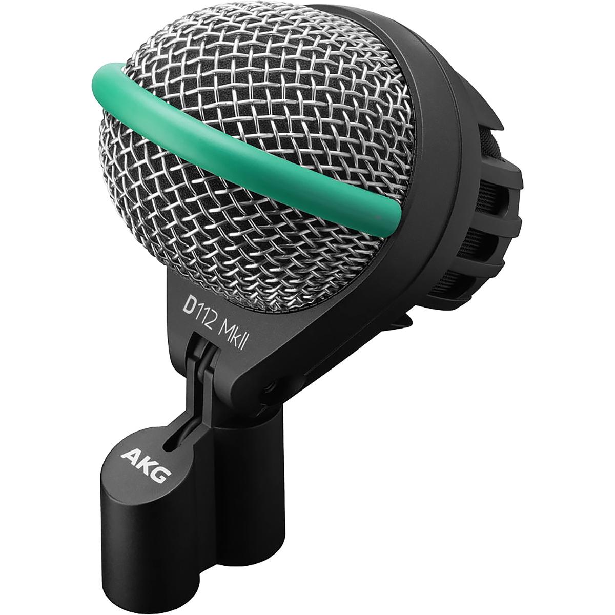 AKG D112 MKII Dynamisk Stortromme Mikrofon