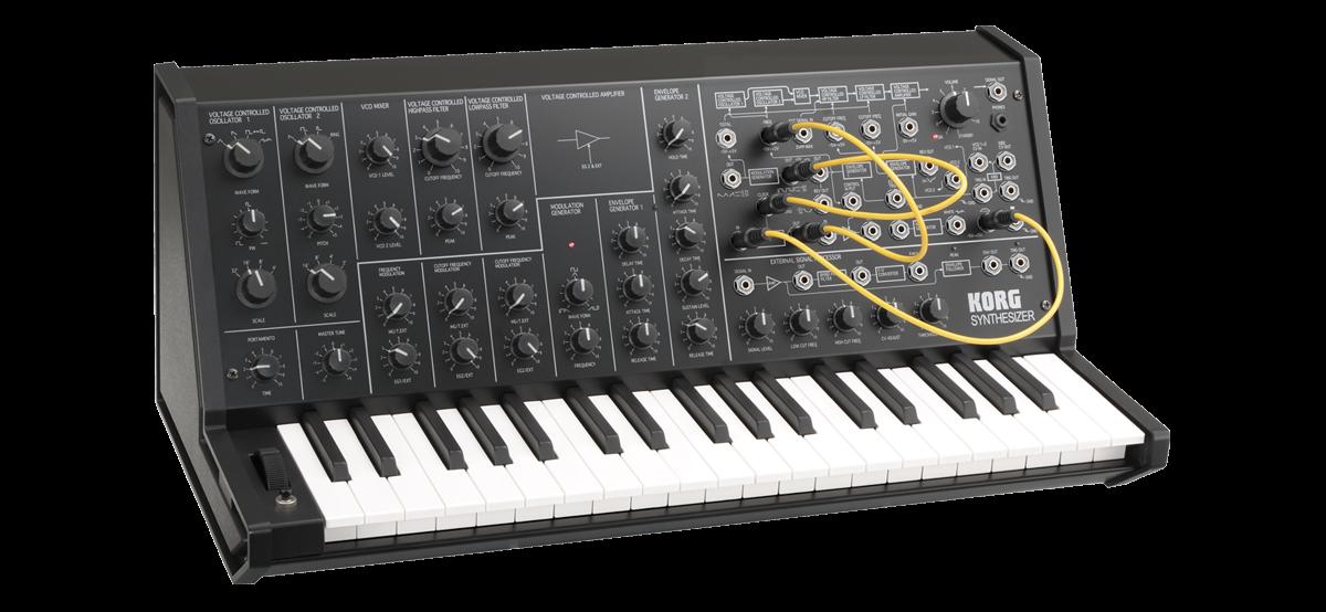 Image of   Korg Ms-20 Synthesizer