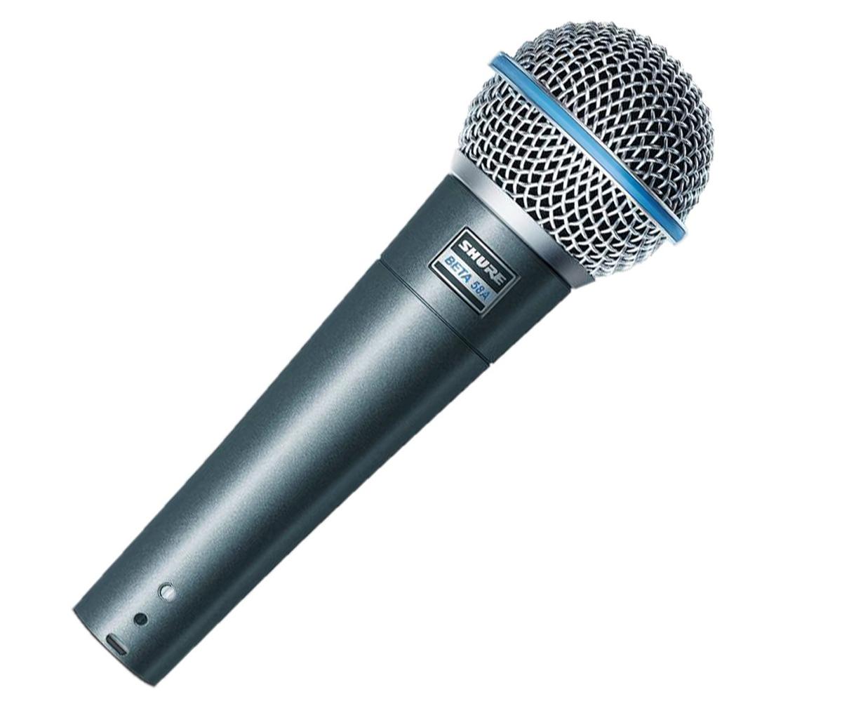 Shure dynamisk mikrofon