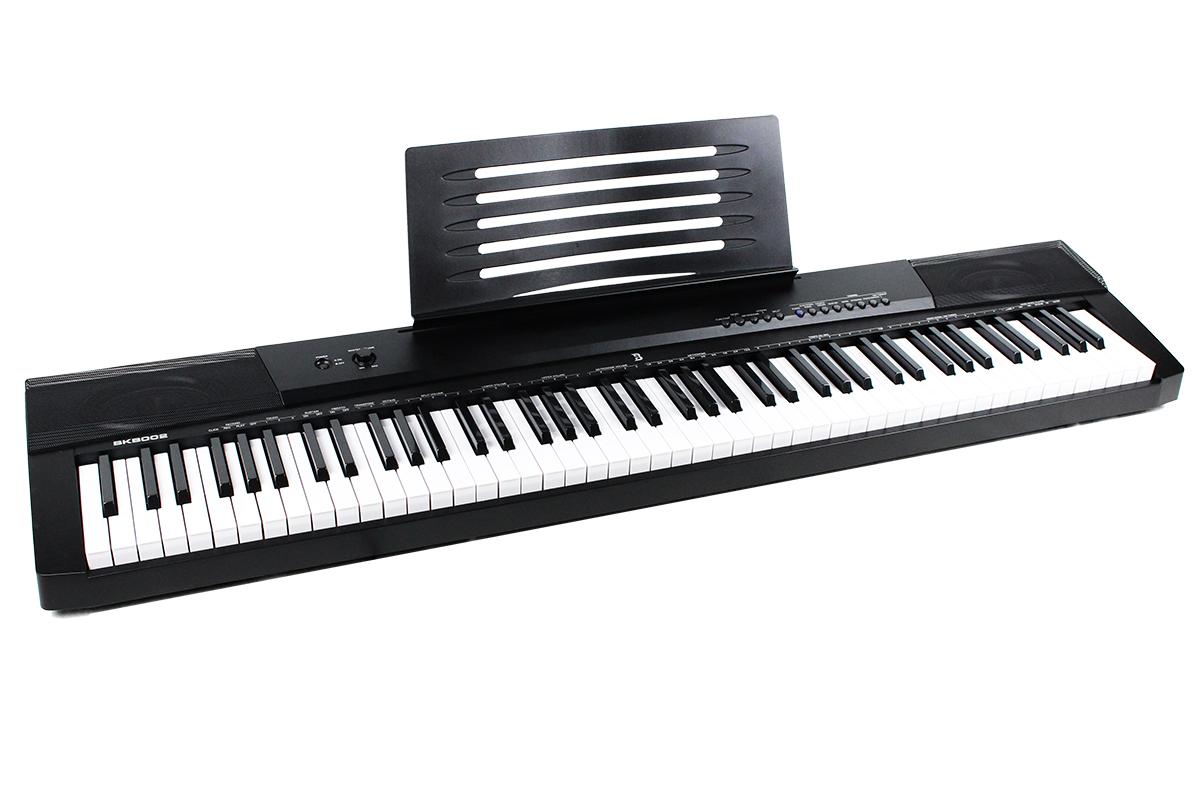 Bryce Music 88 tangenters keyboard
