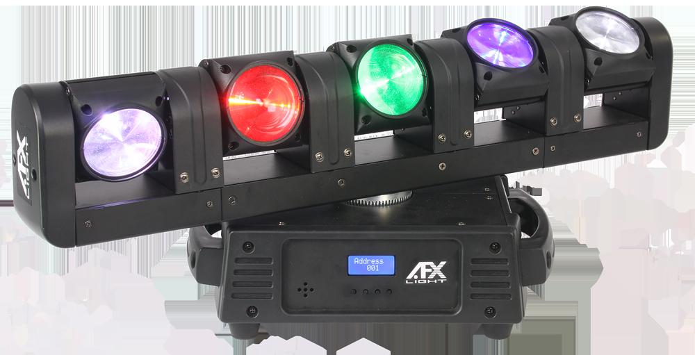 Image of   AFX - 5 HEAD BLADE5-FX