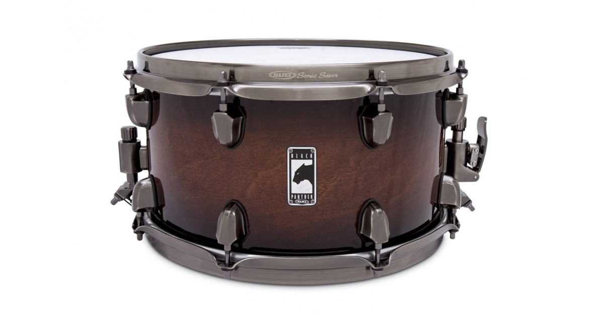 "Mapex 13x7"" Black Panther Blaster Lilletromme"
