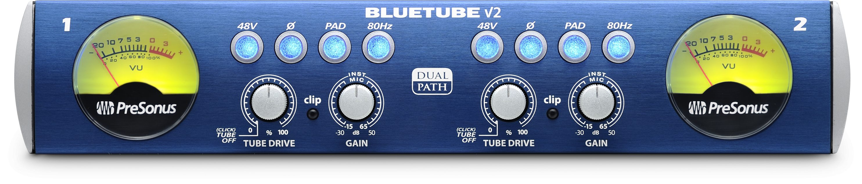 Image of   Presonus Blue Tube DP V2