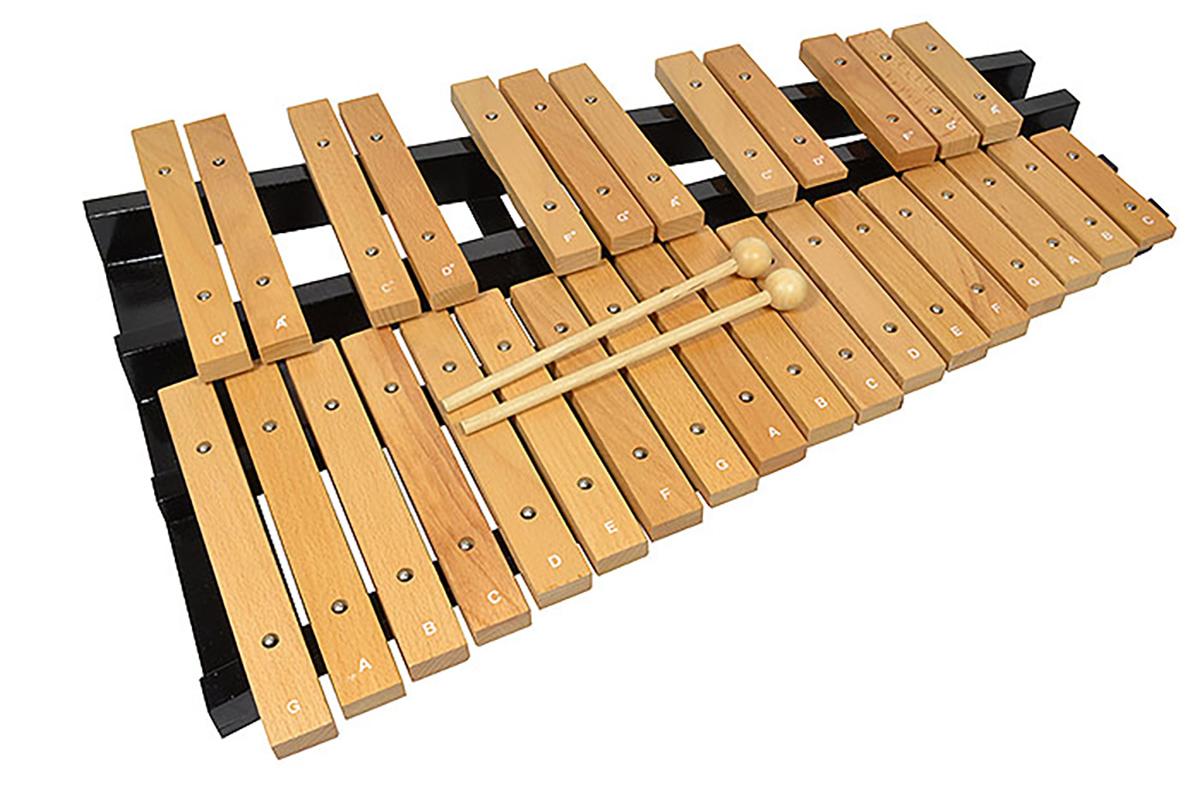 Bryce Music Xylofon, 30 klangstave