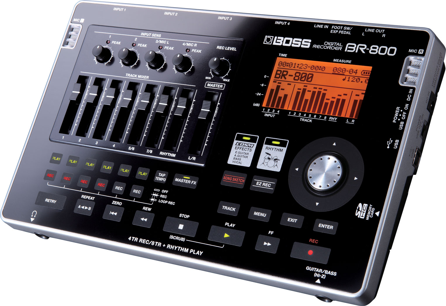 Image of   Boss BR-800