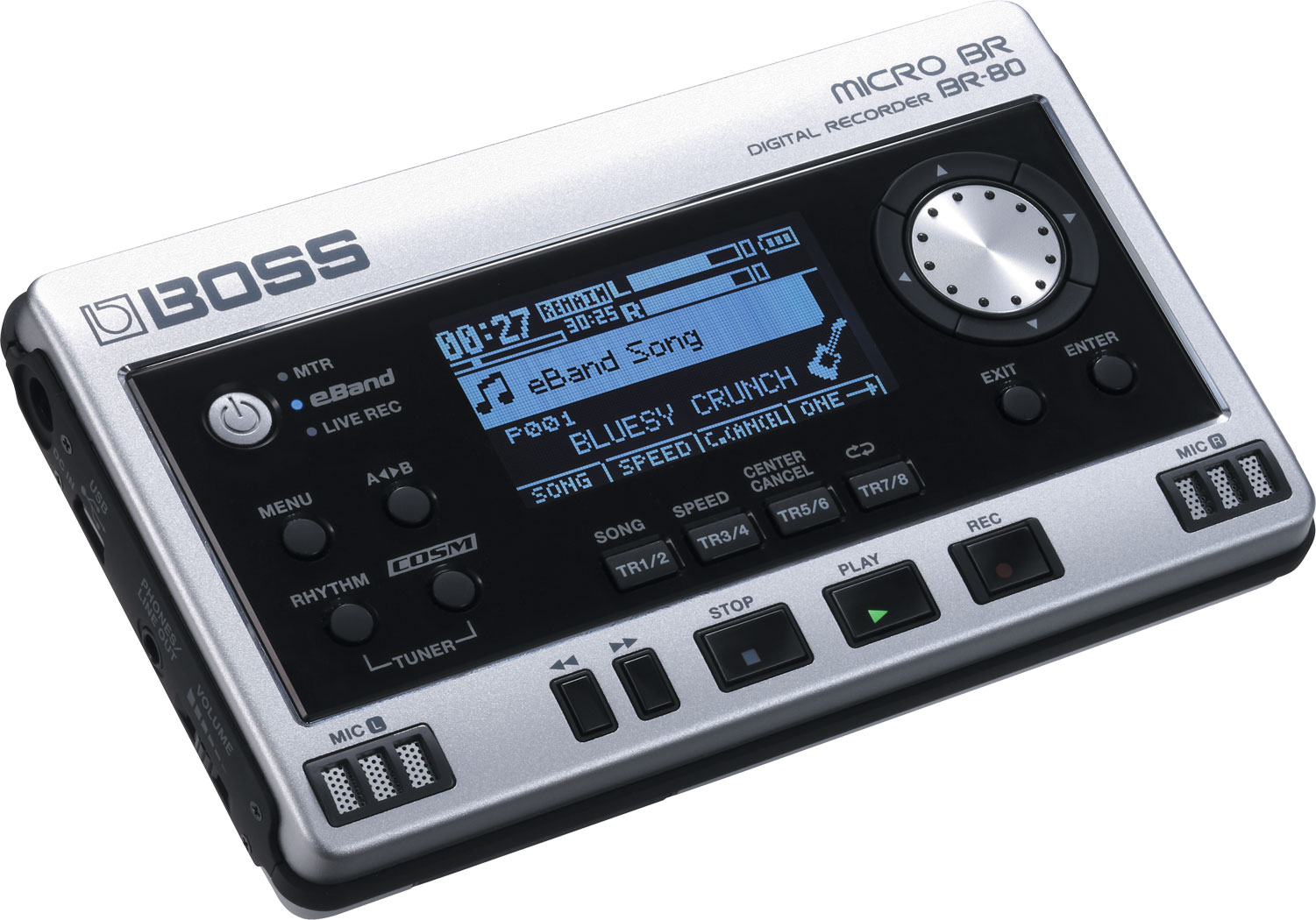 Image of   Boss BR-80