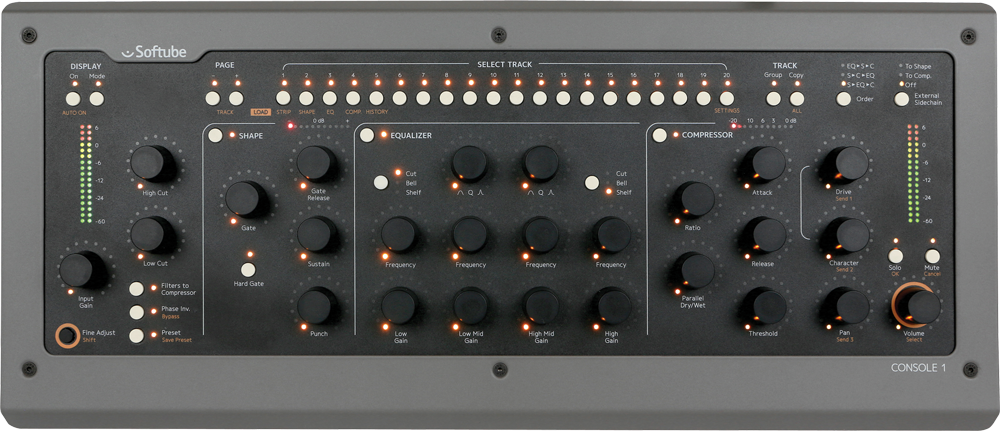 Image of   Softtube Console 1 MKII